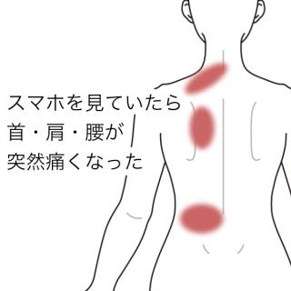 肩 左側 の 背中 下 の 甲骨 痛み
